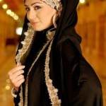 Abaya Designs 2012 – 2013 | Latest Gown Styles for muslim Women