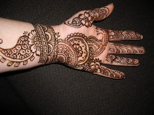 Arabic Mehndi Designs for Kids