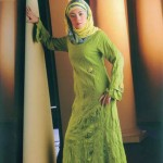 Beautiful-Apple-Green-Abaya-Design