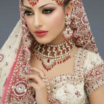 Beautiful bridal dress