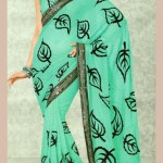 Blooming-printed-Saree-Designed