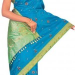 Blue-Silk-Sarees-Design-for-2011