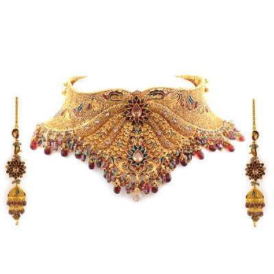 Cheap Wedding Jewelry Indian Gold Jewelry Designs Bridal Jewelry