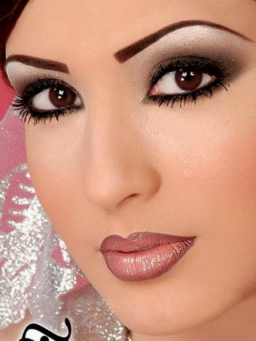 Bridal Eye Makeup - Latest Pakistani Bridal Fashions 2011