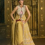 Bridal mehndi dresses 2011