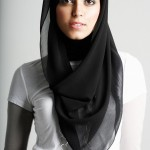 Chiffon Scarf - Latest scarf Trends 2012