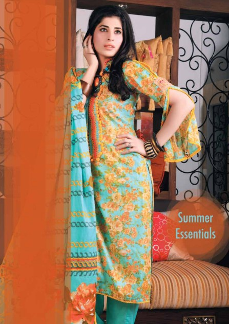 Lawn Dress For Eid