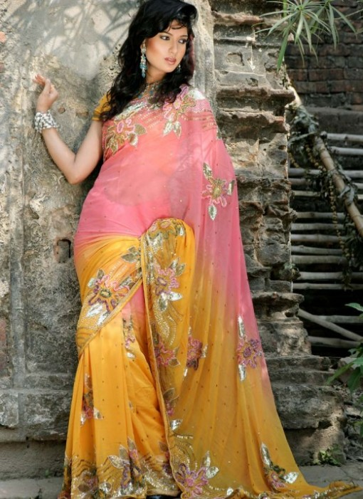 Fancy-Silk-Embroidered-Sarees