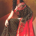 Festival-Georgette-Printed-Saree-Design