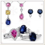 Gemstone Jewelry As Winter Trend