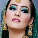 Indian-Bridal-Makeup-Green