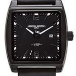Jorg Gray Leather Black Dial Men's watch3