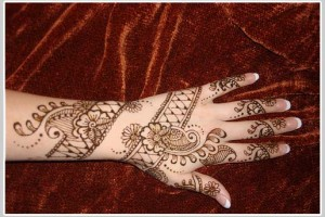 Latest Henna Designs