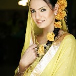 Mehndi dresses-bridals