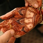 Mehndi for Pakistani bridals