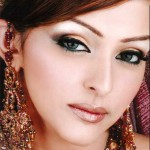 Pakistani bridal_eye makeup