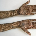 Pakistani mehndi designs for Weddings