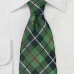 Patterned neck tie 12