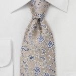 Patterned neck tie 13