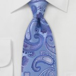 Patterned neck tie 18