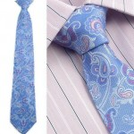 Patterned neck tie 2