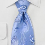 Patterned neck tie 24