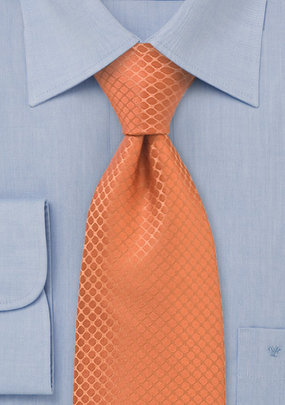 Patterned neck tie 26