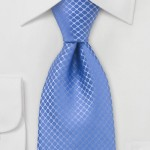 Patterned neck tie 27