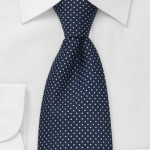 Patterned neck tie 8