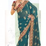 Saree fashion for girls