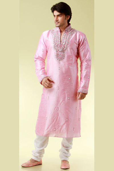 Mehndi For Gents : Wedding kurta pajama for men stylish kurtas mehndi