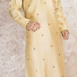 Stylish kurtas for men - wedding kurtas 2012