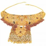 arab-bride-gold-jewelry