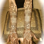 bridal henna designs For arms