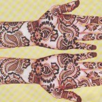 bridal mehndi design 2011