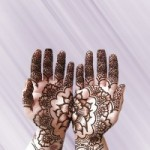 Eid mehndi design for babies