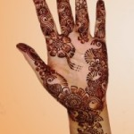 Eid Mehndi Patterns for hands