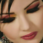 eye makeup indian bridals