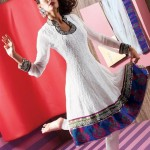 Anarkali Eid Frocks