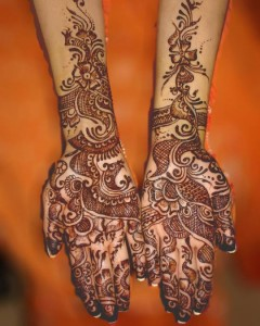 indian bridal mehndi and henna designs
