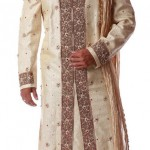 new sherwaani dresses for indian bridegrooms