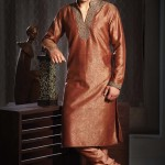 silk kurta for men