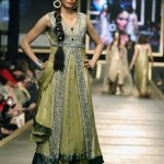 Bridal dress designs by Deepak Perwani