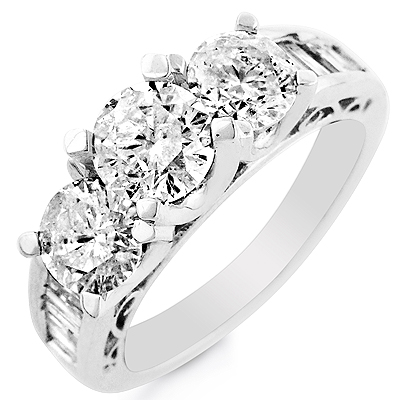 White-gold-and-diamond-rings-latestasianfashions.com