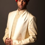 deepak perwani-groom dress