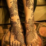Bridal Mehndi Fashion 2012