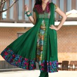 Anarkali Frocks- Eid Dress Collection 2012