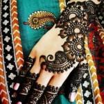 Arabic Mehndi designs 2012 | Eid Collection
