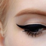 Cat eyeliner fashion for girls