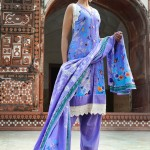 Gul Ahmed Lawn Collection 2012-2013 Double_Shirt
